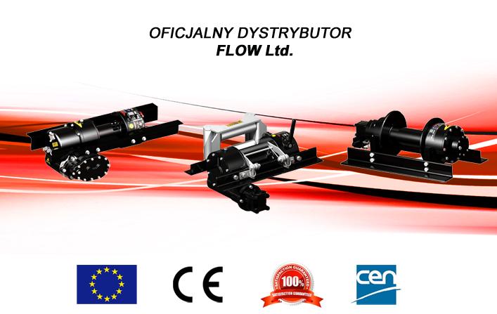 wyciągarki hydrauliczne samochodowe do wyciągania wciagania