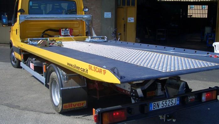 wyciągarki hydrauliczne do ciężarówek