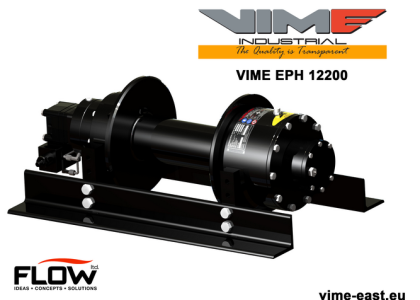 VIME EPH SEPSON RAMSEY SUPER WINCH best winch for roadside assistance