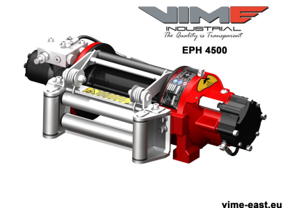 WINCH VIME EPH 4500 Quality is transparent  Dragon Winch, Sepson, Ramsay cameup, and best winches