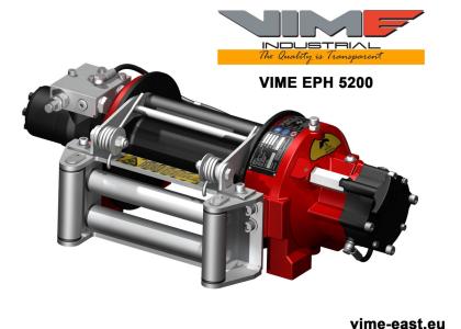 winch Vime EPH 5200, wyciągarka Vime EPH 5200 roadside assistance