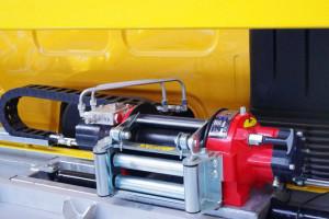 VIME EPH 4500 niezawodna wyciągarka hydrauliczna dla pomocy drogowej, winch for road assistance